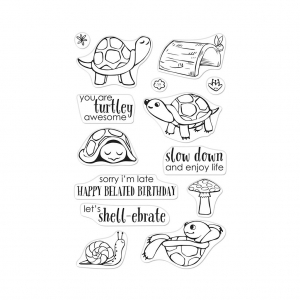 Hero-Arts-Clear-Stamps-PET-TURTLE