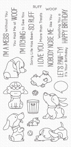 My-Favorite-Things---Clear-Stamps-Woof-Pack---Hunde