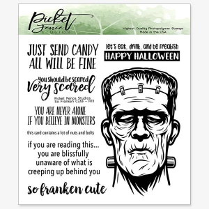 Picket-Fence-Studios-Clear-Stamps-So-Franken-Cute---Frankenstein