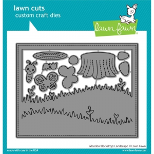 Lawn-Fawn-Cuts----Stanzschablone-Meadow-Backdrop-Landscape