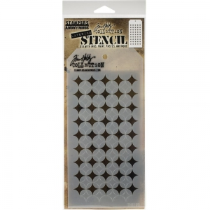 Tim-Holtz-Collection-Schablone-Layering-Stencil-Shifter-Plus