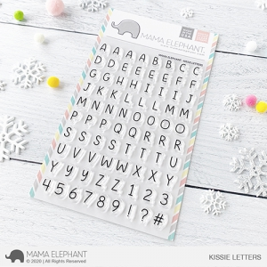 Mama-Elephant---Clear-Stamps-KISSIE-LETTERS