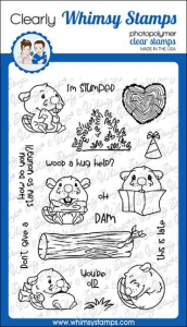 Whimsy-Stamps-Clear-Stamps----Oh-Dam---Biber