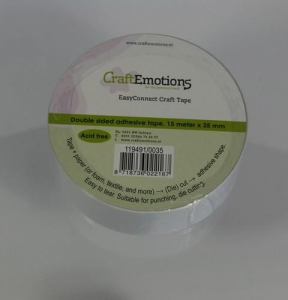 CraftEmotions-EasyConnect-doppelseitiges-Klebeband-Craft-Tape