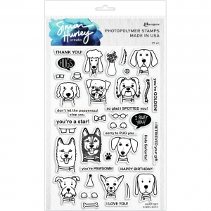 Simon-Hurley-create-Photopolymer-Clear-Stamps-Puppy-Pals