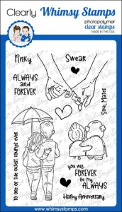 Whimsy-Stamps-Clear-Stamps---Always-and-Forever---Fr-immer-und-ewig