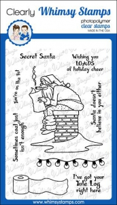 Whimsy-Stamps-Clear-Stamps---Loads-of-Cheer-Weihnachtsmann
