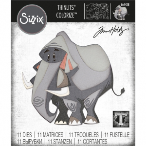Sizzix-Thinlits-Dies-Stanzschablone-By-Tim-Holtz-Clarence-Colorize