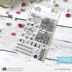 Mama-Elephant---Clear-Stamps-CITY-SIDEWALKS