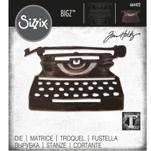 Sizzix-Bigz-Die-Stanzschablone-By-Tim-Holtz-Retro-Type