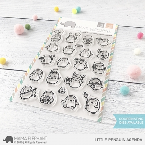 Mama-Elephant---Clear-Stamps-LITTLE-PENGUIN-AGENDA