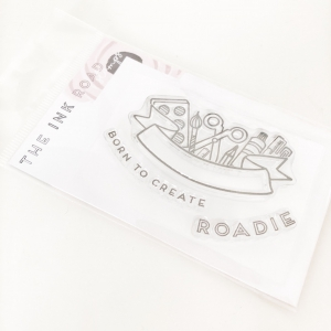 The-Ink-Road-Clear-Stamps---Born-To-Create-Banner