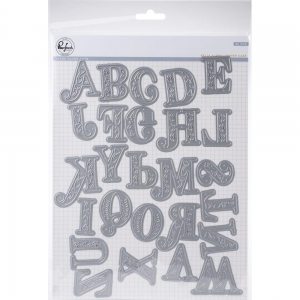 Pinkfresh-Studio-Essentials-Die---Stanzschablone-Kelly-Alpha-Uppercase-Alphabet