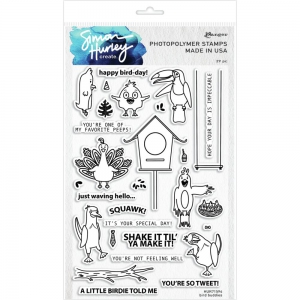 Simon-Hurley-create-Photopolymer-Clear-Stamps-Bird-Buddies