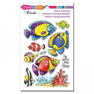 Stampendous-Perfectly-Clear-Stamps---Go-Fish