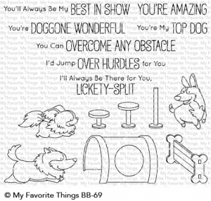 My-Favorite-Things---Clear-Stamps-Best-In-Show---Hundetraining