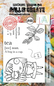AALL--Create-Clear-Stamps----Tea-Time