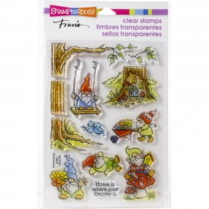 Stampendous-Perfectly-Clear-Stamps-Gnoming-Around---berall-Gnome