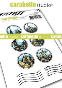 carabelle-studio-Stempelgummi-quotMy-Stamp-No-3-Oblitrationsquot