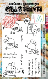 AALL--Create-Clear-Stamps----Strenge-Birds