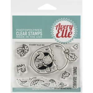 Avery-Elle-Clear-Stamps---Aw-Nuts