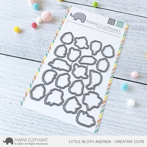 Mama-Elephant---LITTLE-SLOTH-AGENDA---CREATIVE-CUTS---Stanzen-Faultiere