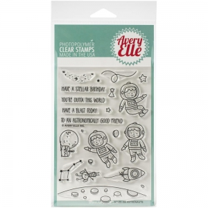 Avery-Elle-Clear-Stamps---Astronauts