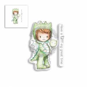 Polkadoodles-Clear-Stamps---LITTLE-DUDES-DRAGON-DRESS-UP