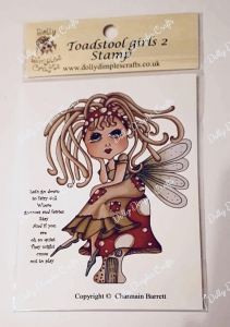 Dolly-Dimples-Crafts-Clear-Stamps-Toadstool-Girls-Stamp-No2