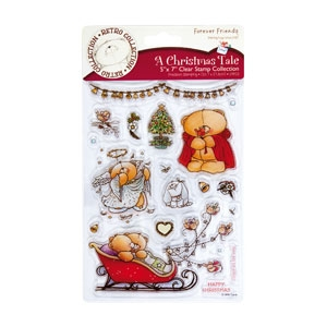 Bild 1 von Clearstamps Forever Friends Christmas Bells