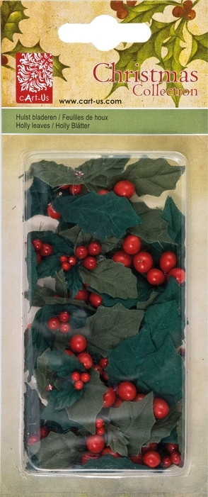 Bild 1 von Holly Leaves & Berries Christmas Collection