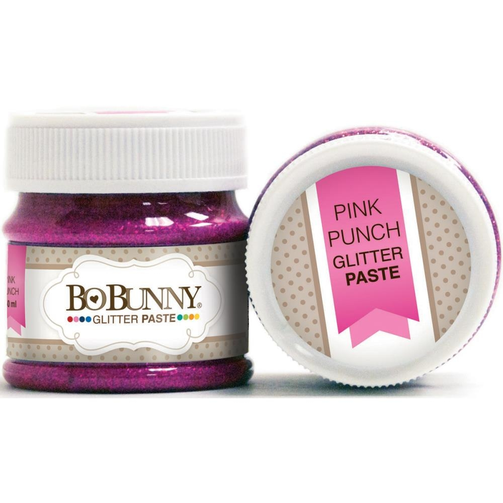 Bild 1 von BoBunny Double Dot Glitter Paste PINK PUNCH