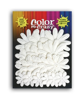 Bild 1 von Flowers Color Me Crazy 18 Embossed Daisies