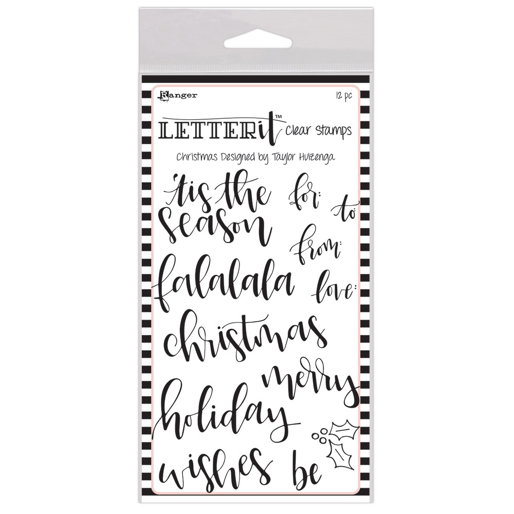 Bild 1 von Letter It™ Clear Stamp - 4