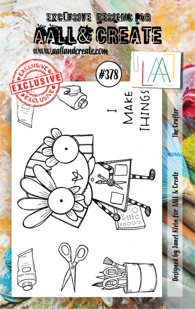 Bild 1 von AALL & Create Clear Stamps  - The Crafter