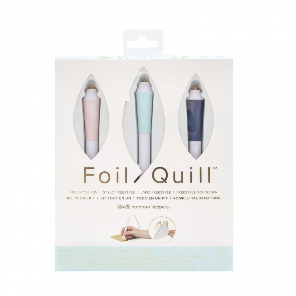 Bild 1 von We R Memory Keepers Foil Quill Freestyle Starter Kit - Folienstift