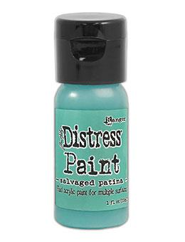 Bild 1 von Tim Holtz Distress Flip Top Paint - Salvaged Patina