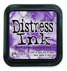 Bild 1 von Distress Ink Stempelkissen Seedless Preserves