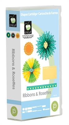 Bild 1 von Cricut Cartridge Software-Kartusche Ribbons & Rosettes
