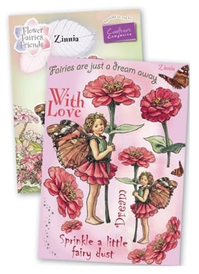 Bild 1 von Flower Fairies Friends Zinnia