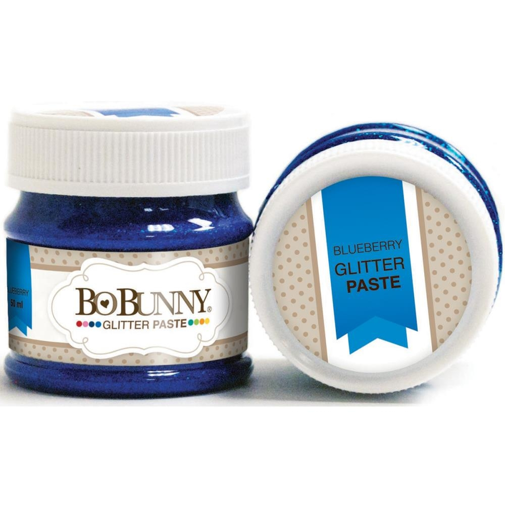 Bild 1 von BoBunny Double Dot Glitter Paste BLUEBERRY