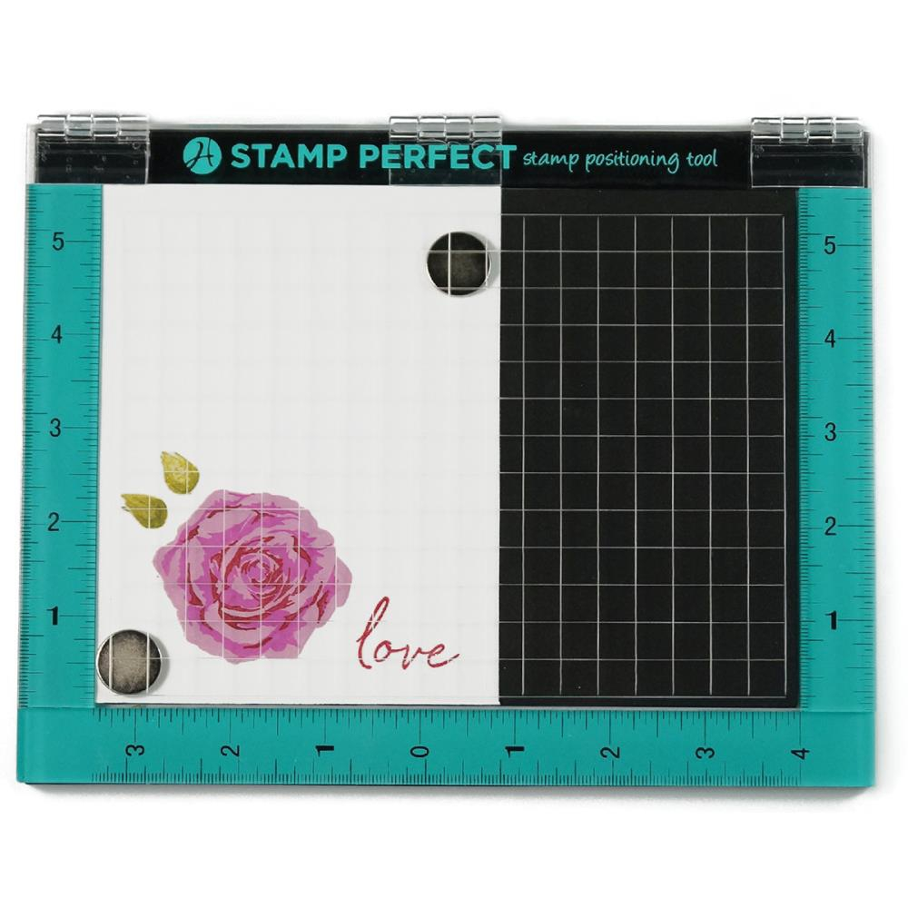 Bild 1 von Hampton Art Stamp Perfect Tool Stempelpositionierer