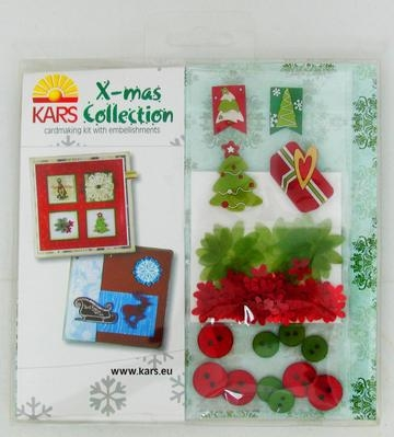 Bild 1 von X-mas Collection Karten-Set C