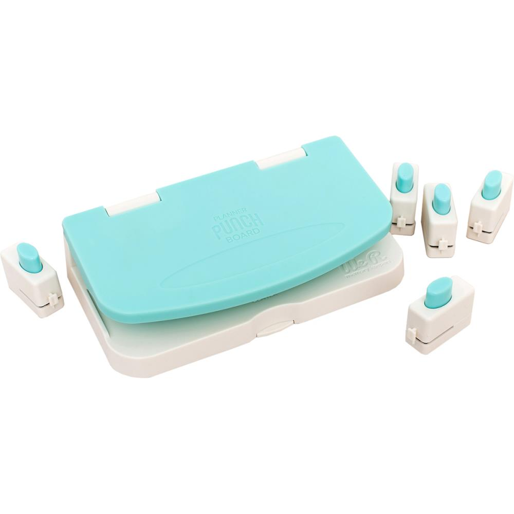 Bild 1 von We R Planner Punch Board W/Standard Hole Punches - Kalenderstanze