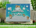 Bild 14 von Lawn Fawn Clear Stamps  - Clearstamp Scripty Bubble Sentiments