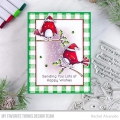 Bild 8 von My Favorite Things - Clear Stamps Christmas Cardinals - Vögel