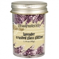Stampendous Crushed Glass Glitter Lavender