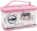 Pull-Ez Ribbon Purse rosa