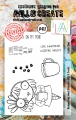 AALL & Create Clear Stamps  - Coffee Time