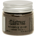 Tim Holtz Distress Embossing Glaze -Embossingpulver -  Walnut Stain